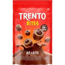 TRENTO BITES CHOCOLATE C/12 - PECCIN