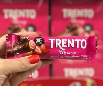 TRENTO MORANGO C/16 - PECCIN