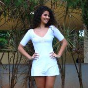 Vestido Branco Levíssimo