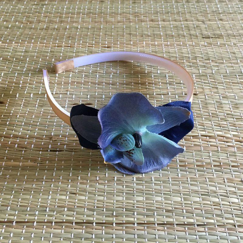 Arco Orquídea Azul