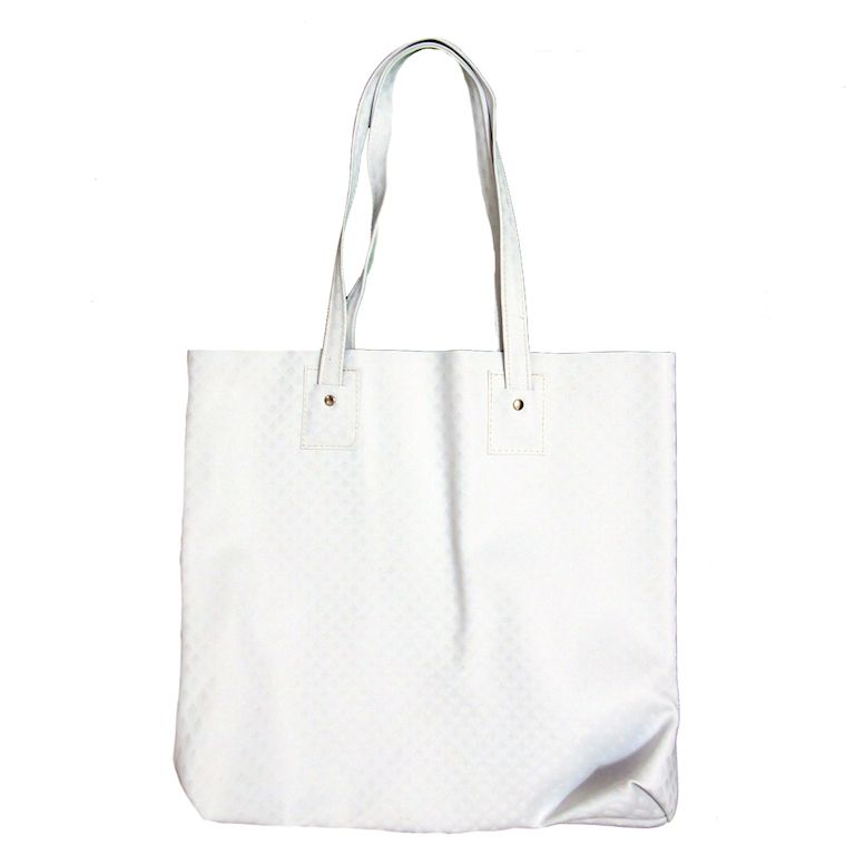 Bolsa Texturizada Branca
