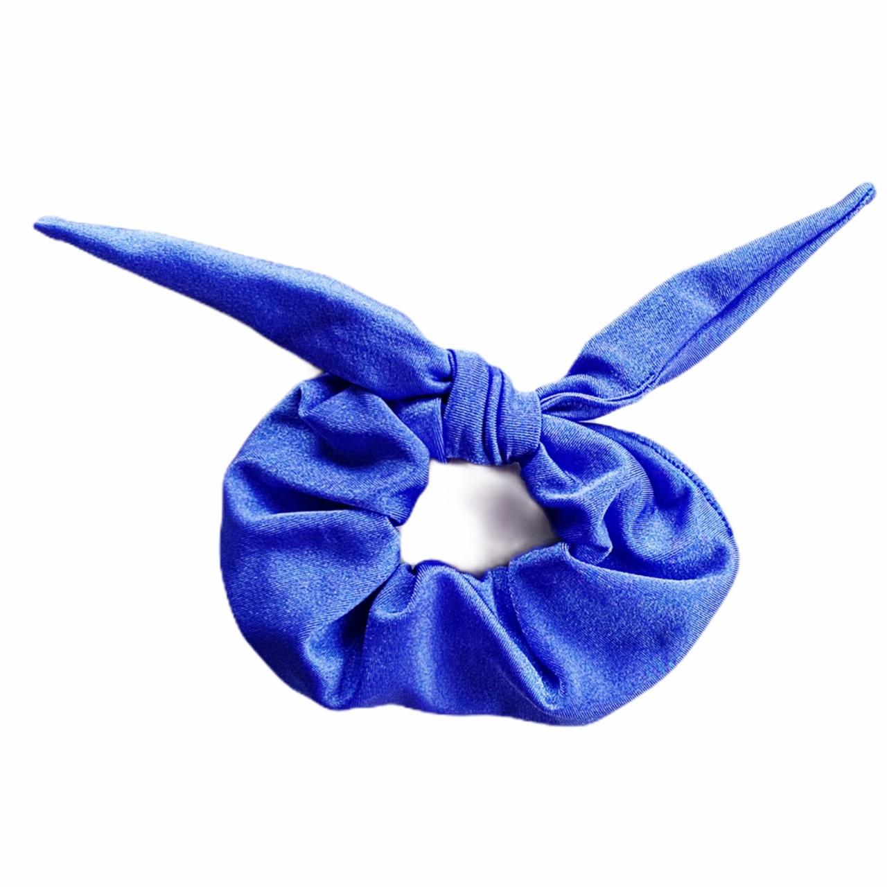 Scrunchie Elástico de Cabelo Lazuli