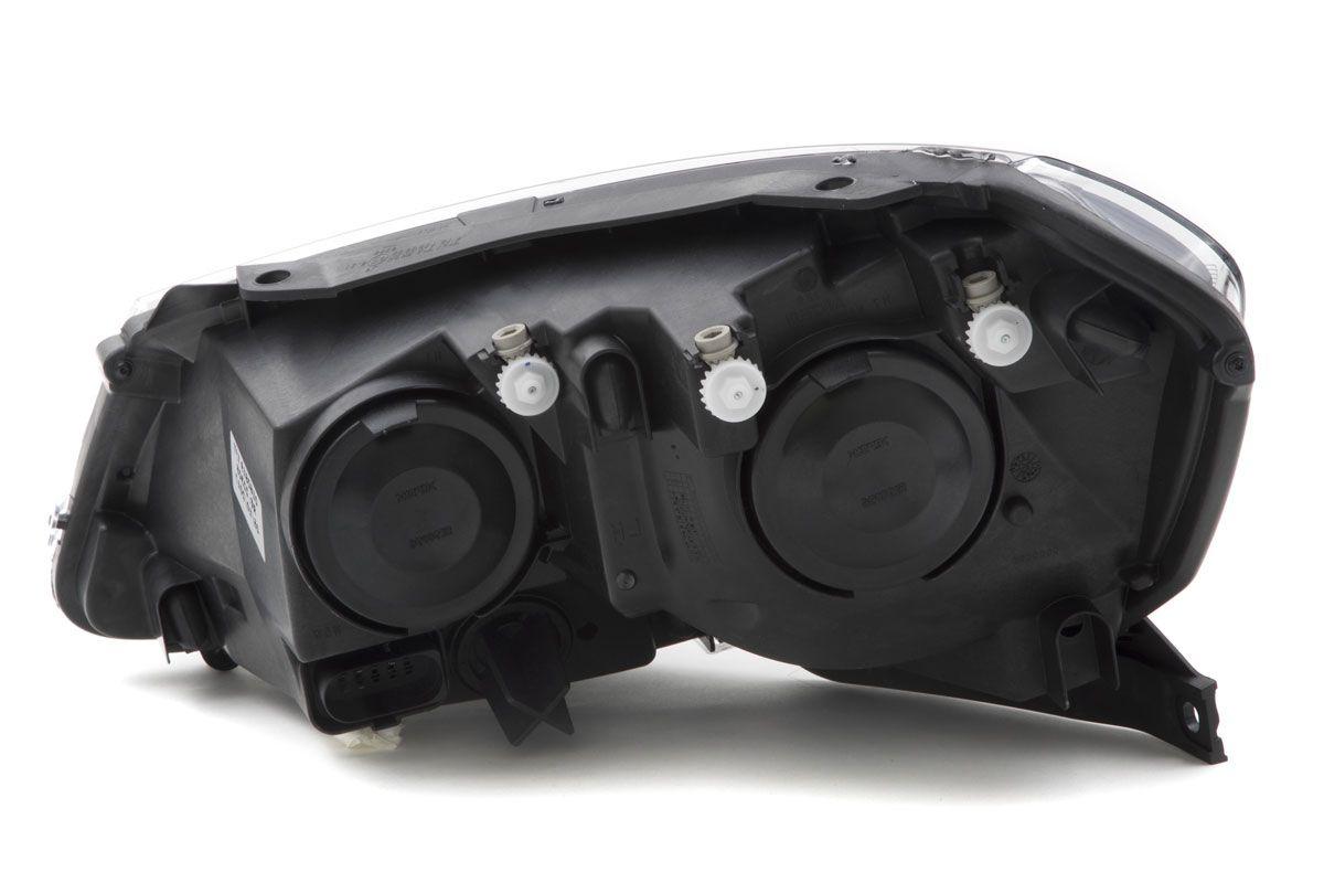 FAROL PRINCIPAL VW GOL G6/ VOYAGE 2013/16 2P/4P MASCARA NEGRA