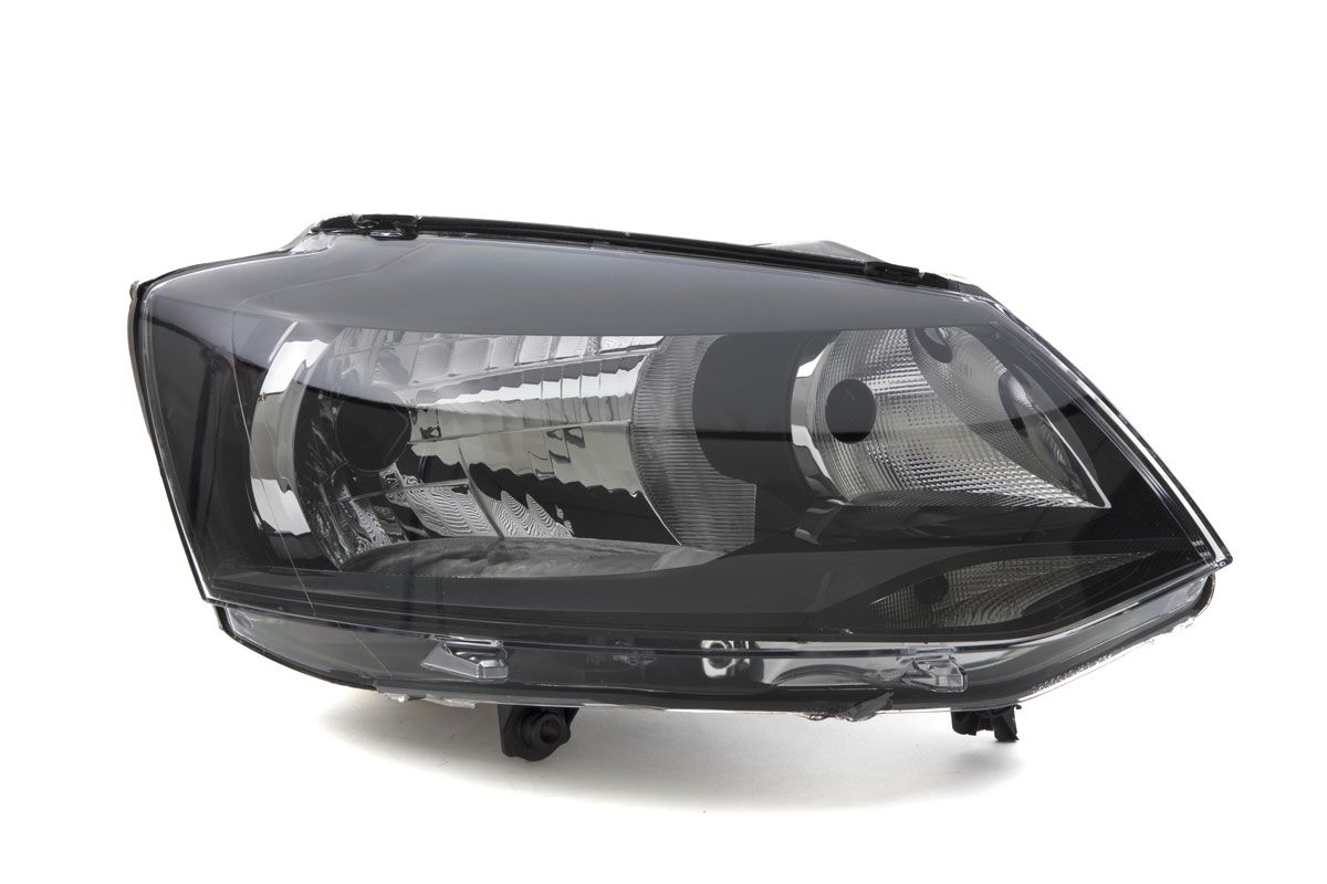 FAROL VW FOX/ SPACEFOX 2010/2014 SIMPLES MASCARA NEGRA ARTEB