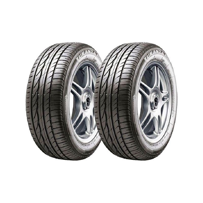 Kit 02 Pneus 195/65 R 15 - Turanza Er300 91h Bridgestone - Cobalt