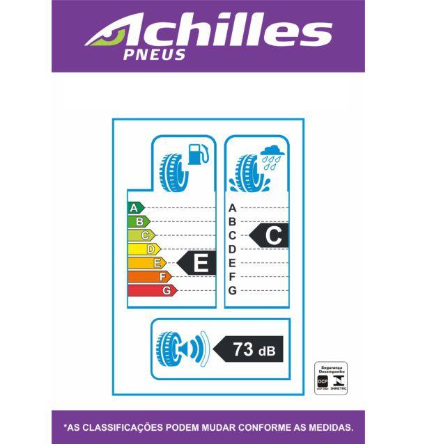Kit 02 Pneus 215/45 R 18 - Atr Sport 93w - Achilles Mitsubish Lancer