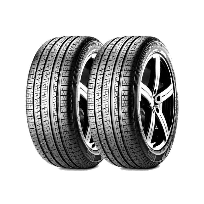 Kit 02 Pneus 225/60 R 18 - Scorpion Verde All Season 104h - Pirelli