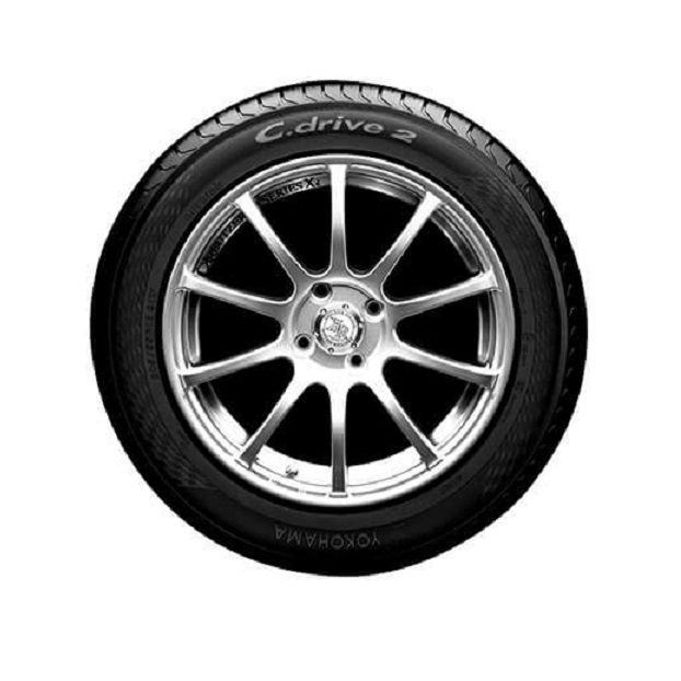 Kit 02 Pneus 235/50 R 18 - C.drive2 97v Rft Yokohama Mercedes GLA