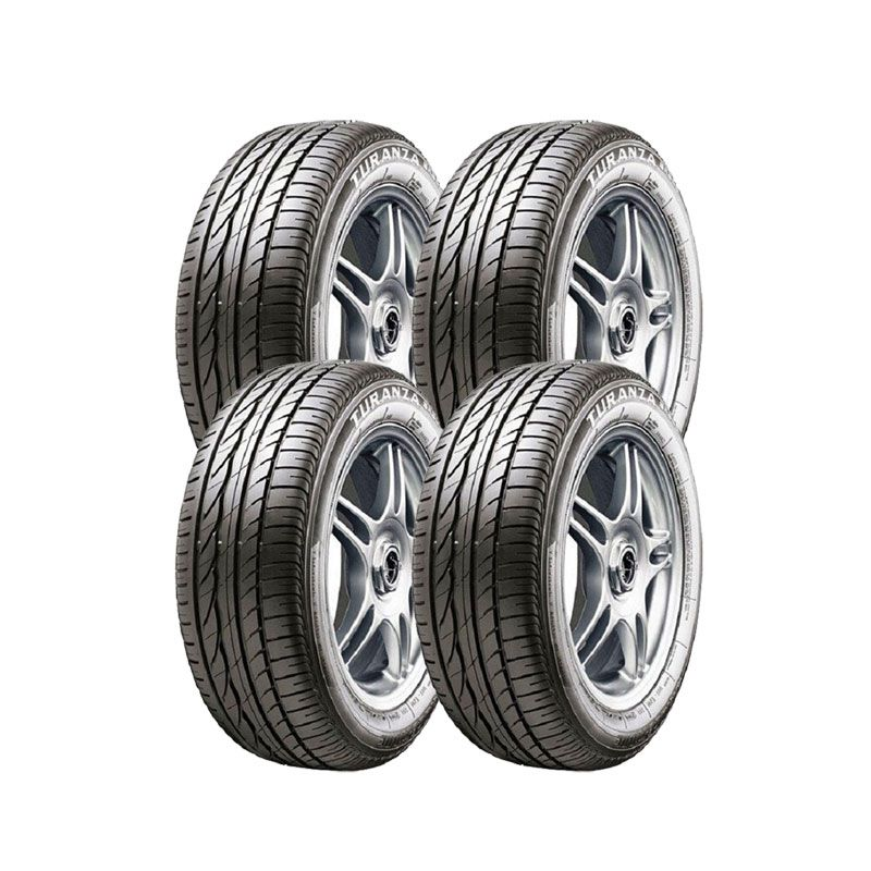 Kit 04 Pneus 185/70 R 14 - Turanza Er300 88h - Bridgestone