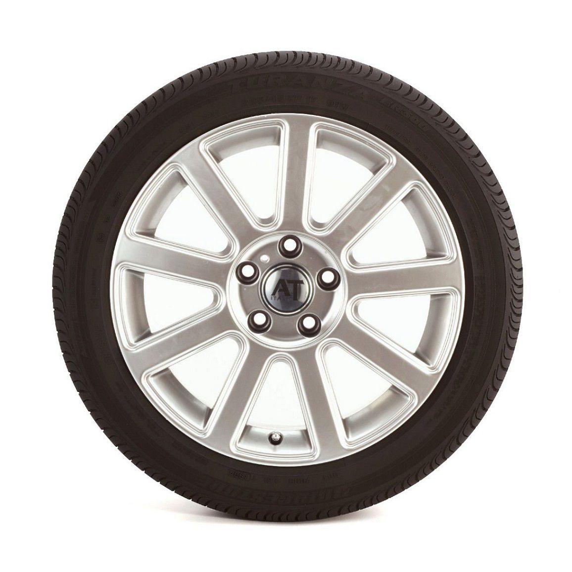 Kit 04 Pneus 195/65 R 15 - Turanza Er300 91h Bridgestone - Cobalt