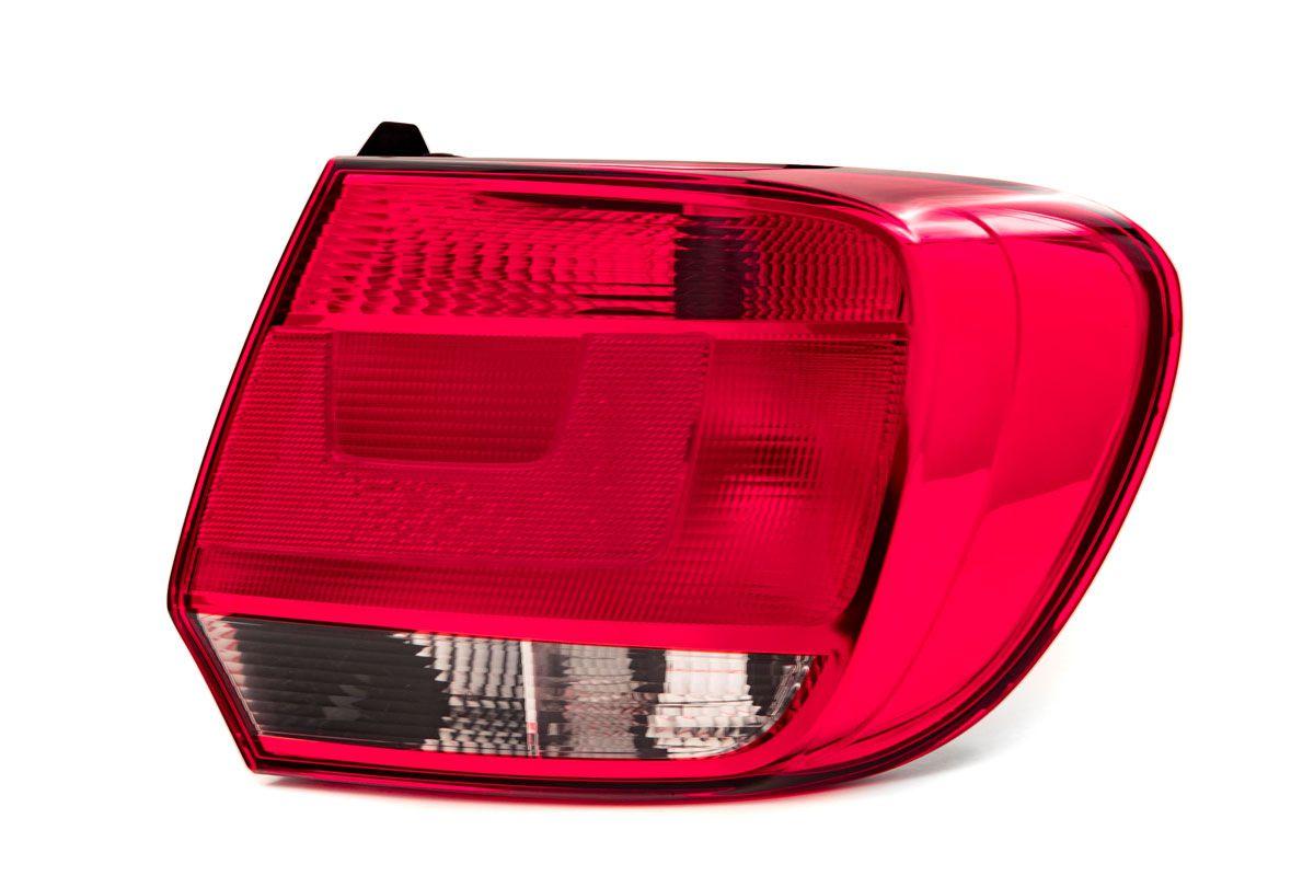 LANTERNA TRASEIRA VW GOL G6 2013/2016 2P/4P CRISTAL ARTEB