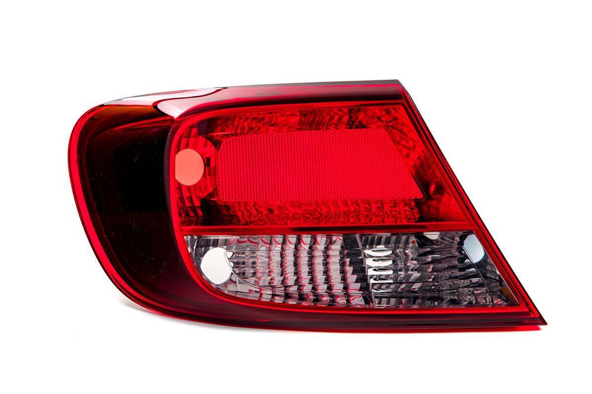 LANTERNA TRASEIRA VW GOL G5 2009/2014 2P/4P FUMÊ ARTEB