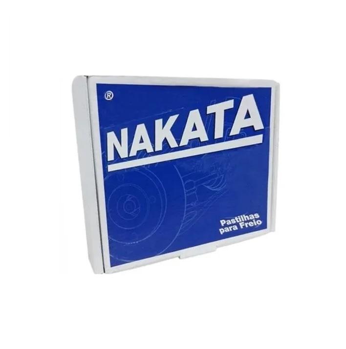 Pastilha De Freio Dianteira NKF1045P Santana Nakata