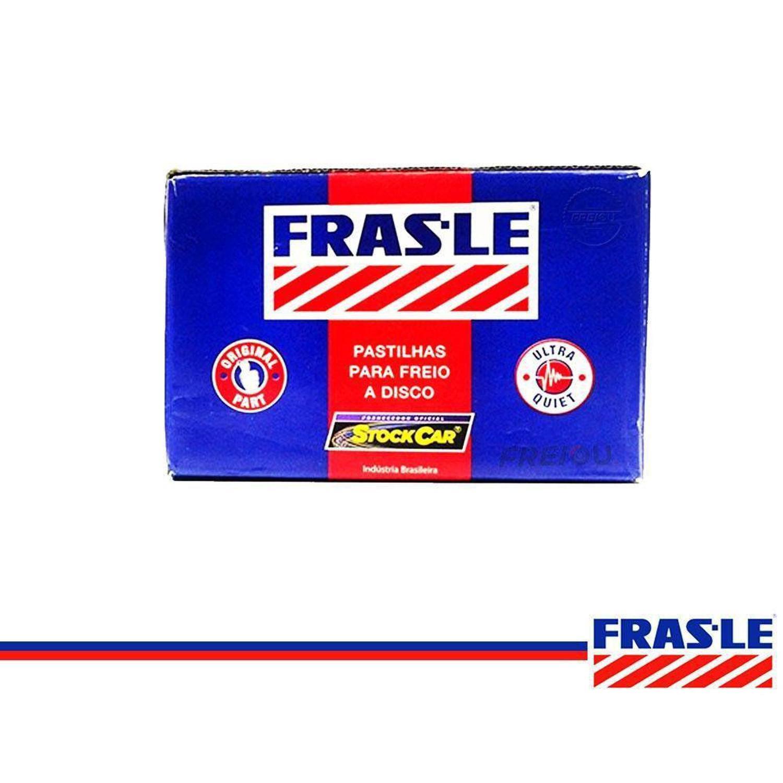 Pastilha De Freio Dianteira PD365 Ranger Frasle
