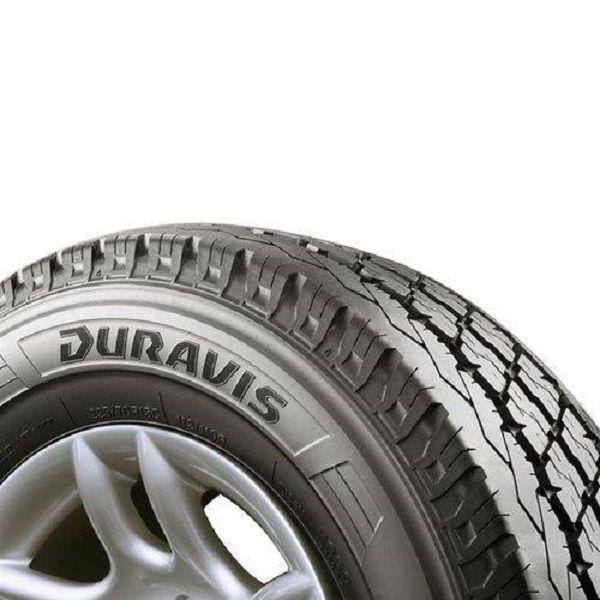 Pneu 195/75 R 16 - Duravis R630 107/105r- Bridgestone