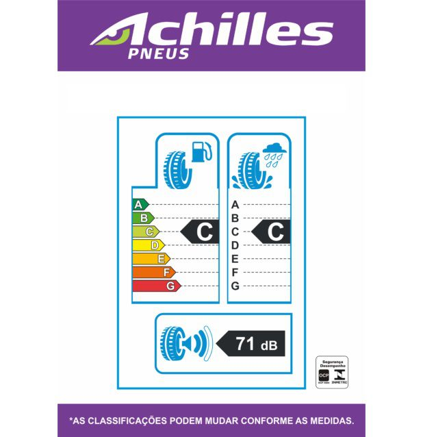 Pneu 195 R 14 - Ltr-80 106/104q - Achilles