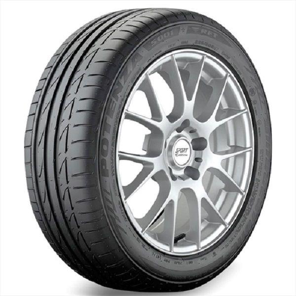 Pneu 205/50 R 17 - Potenza S001 89W Rft - Bridgestone