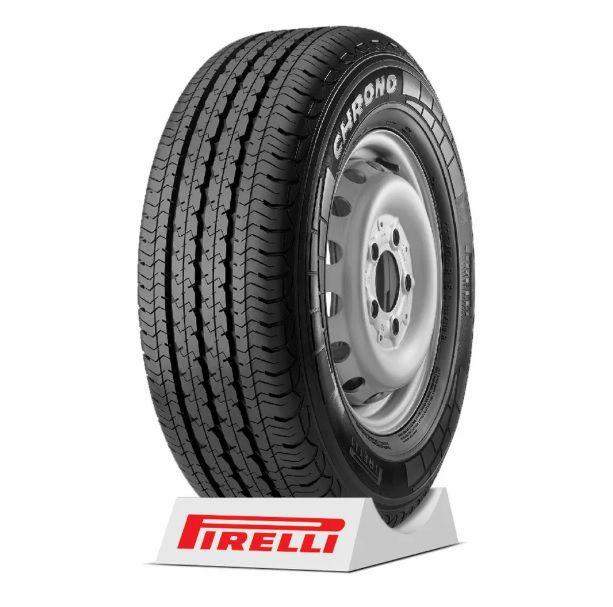 Pneu 205/75 R 16 - Chrono 110R 8L - Pirelli (Fab 2014)