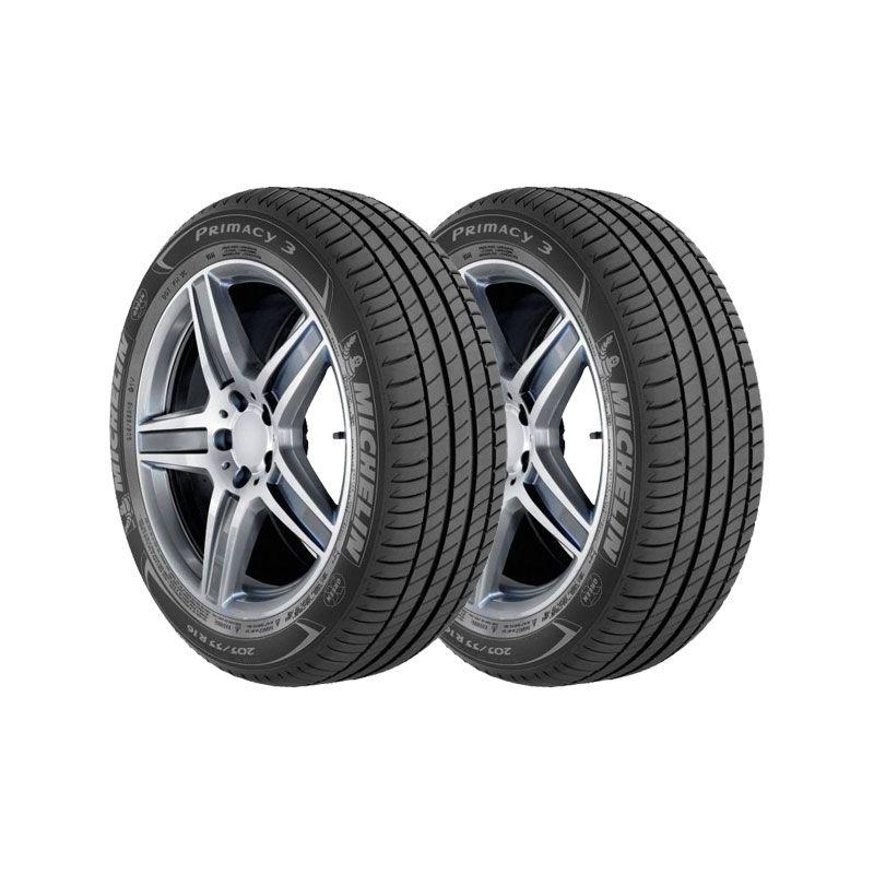 Kit 02 Pneus 225/45 R 17 - Primacy3 94w Michelin