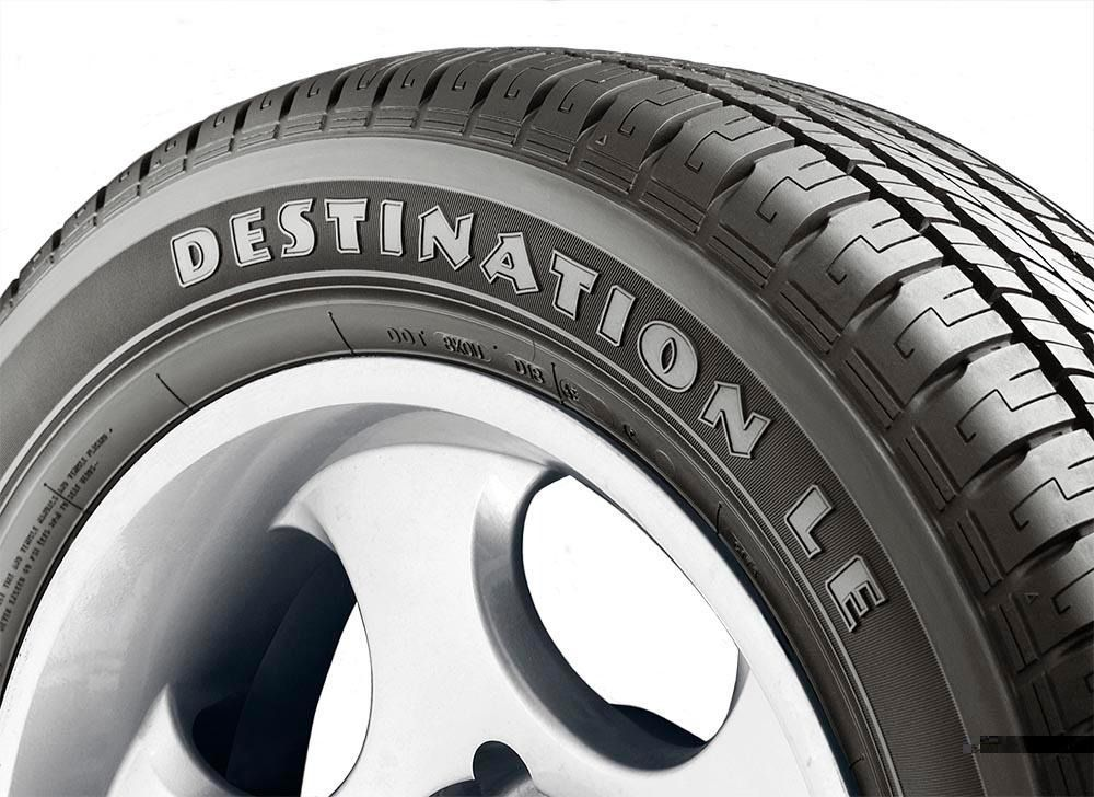 Pneu 235/60 R 17 Destination Le 100h Firestone  - Captiva