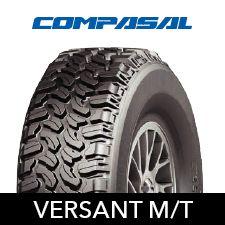 Pneu 235/75 R 15 - Versant A/T 109S XL Compasal - Letras Brancas