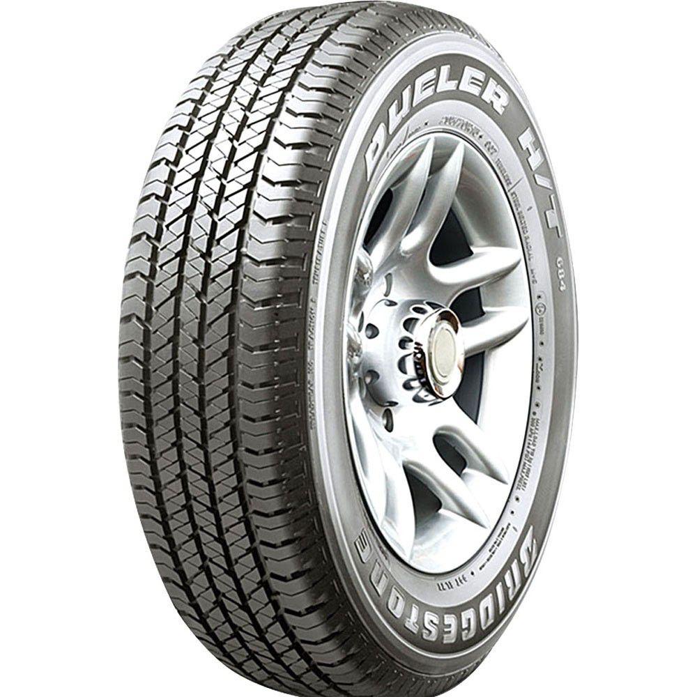 Pneu 255/65 R 17 - Dueler Ht 684 Ii Ecopia 110t Bridgestone