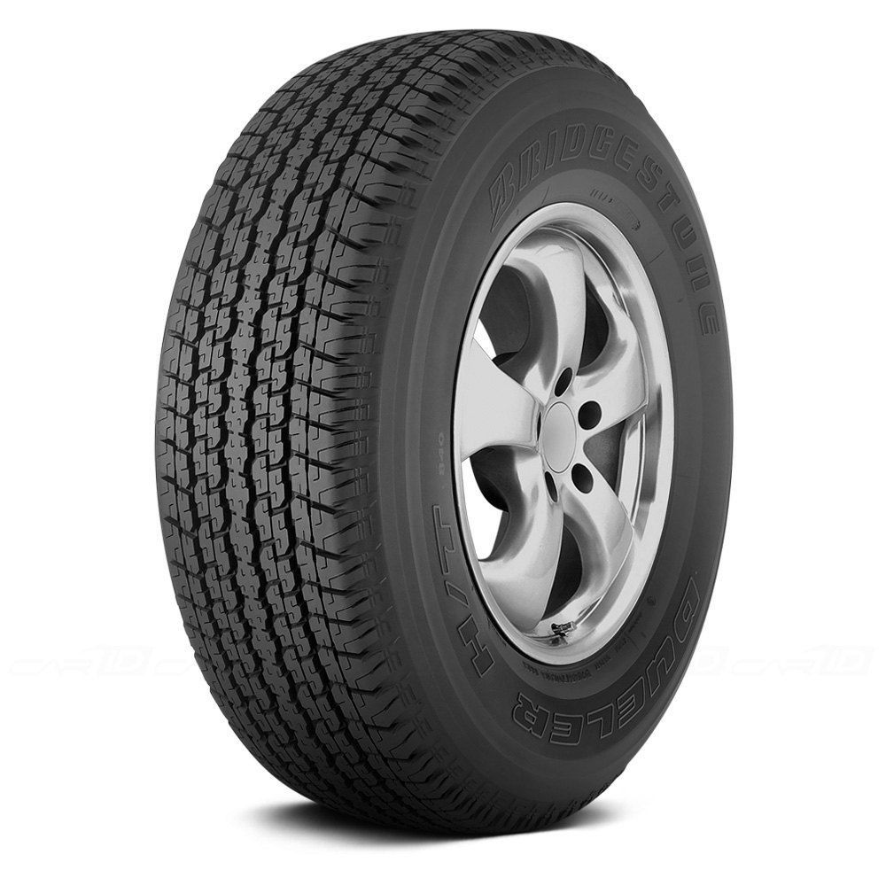 Pneu 255/70 R 16 - Dueler H/t 840 111h Bridgestone Frontier