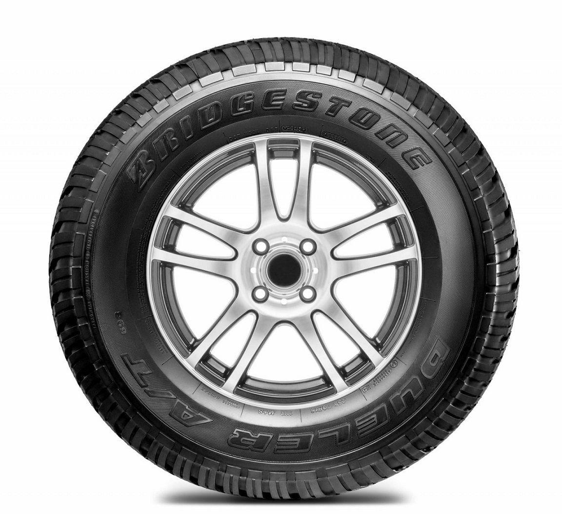 Pneu 255/75 R 15 - Dueler A/t 693 109/105s Bridgestone