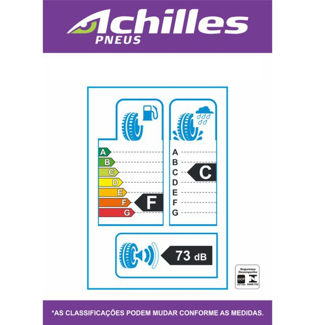 Pneu 275/35 R 21 - Atr Sport2 99w - Achilles