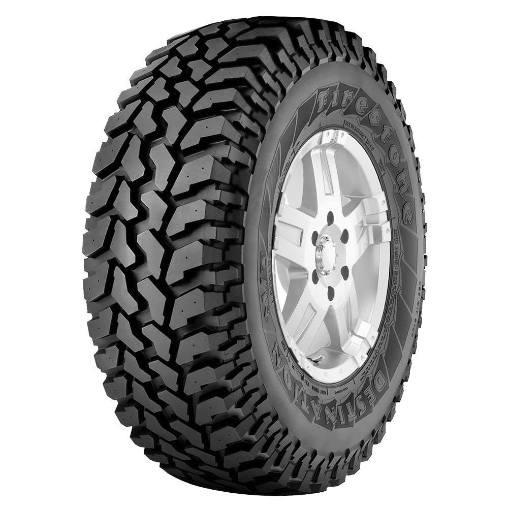 Pneu 31 x 10,5 R 15 - Destination M/T 23° 109Q - Firestone