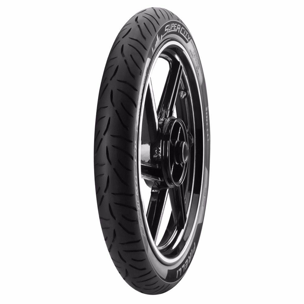 Pneu Moto 2.75-18 - Supercity Tt 42p Dianteiro - Pirelli