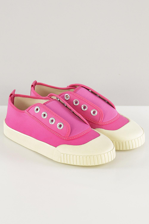 Tênis Chiqui Baixo Confort Elástico Pink AC