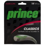 Corda Prince Synthetic Gut Duraflex 16L 1.30mm Ouro - Set idividual