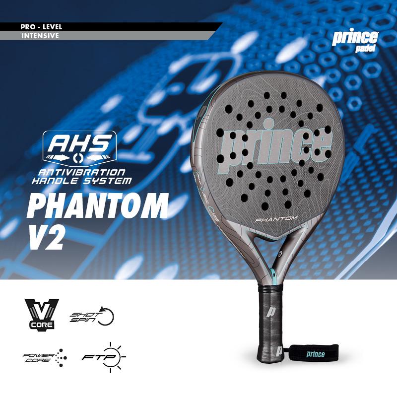 Raquete de Padel Prince PHANTOM V2