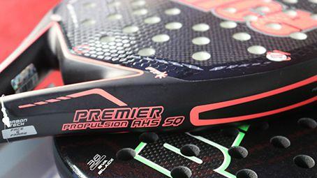 Raquete Padel PREMIER PROPULSION AHS SQ