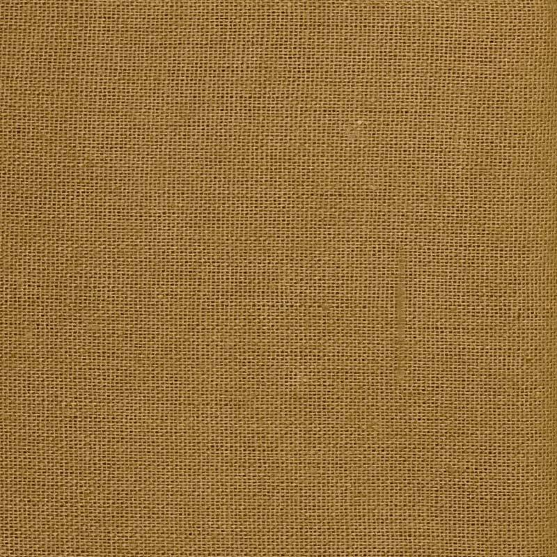 1000 Tons - Linho Misto Liso - Ocre - 50cm X136cm