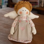 Boneca Anjinha customizável - Sob encomenda