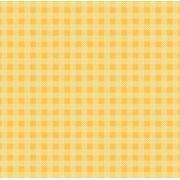 Estampa Basics Xadrez Amarelo