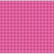 Estampa Basics Xadrez Pink