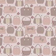 Estampa Bolsas Rosé