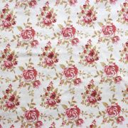 Estampa Floral Rosa Classico