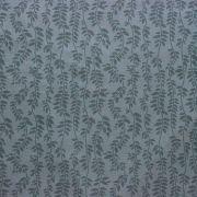 Estampa Folhagem Azul Tiffany