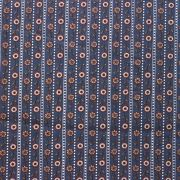 Estampa Listra Floral Azul