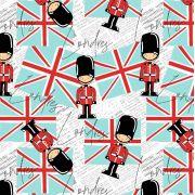 Estampa Londres Guarda Real