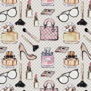 Estampa Perfumes