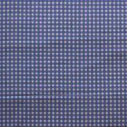 Estampa Xadrez Azul