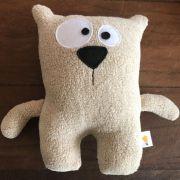 Urso de pelúcia feito a mão - Sob encomenda