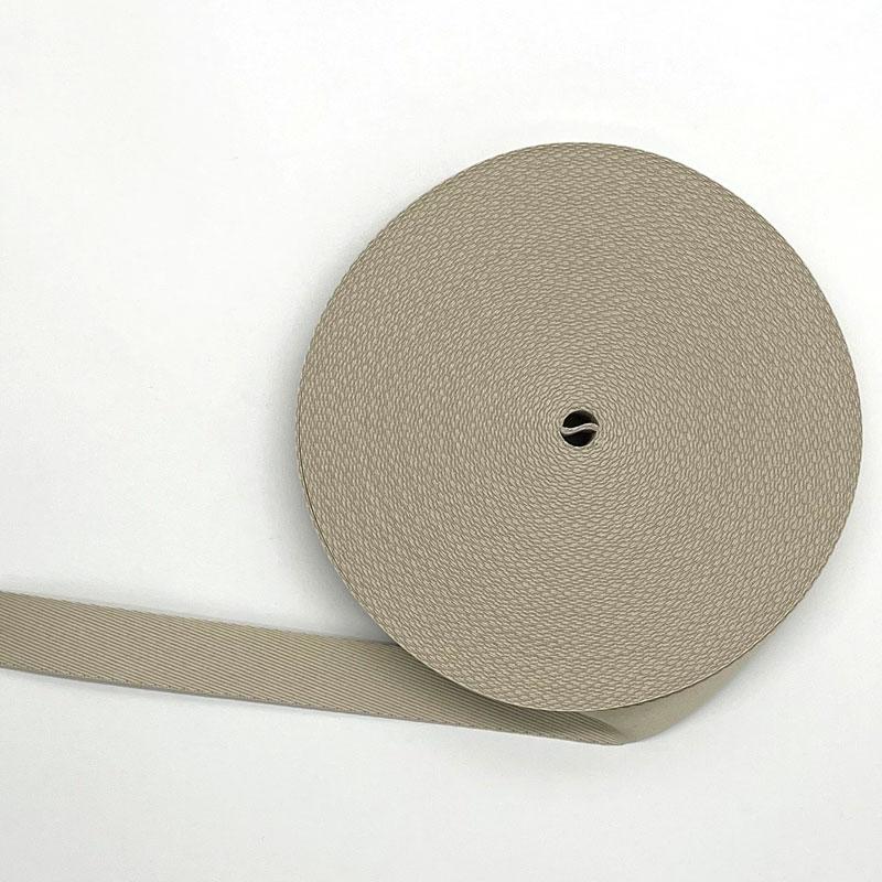 Alça de Poliéster - Marfim 3cm