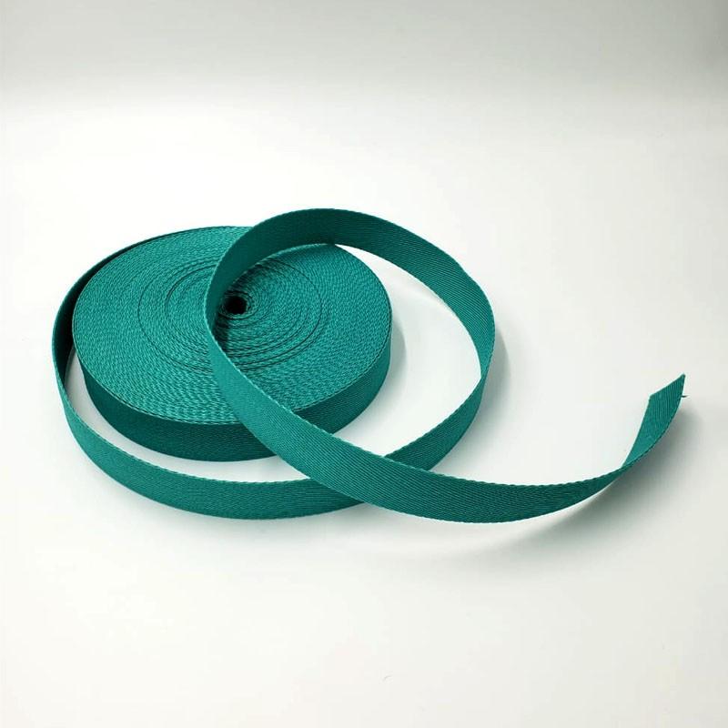 Alça de Poliéster - Tiffany 3cm