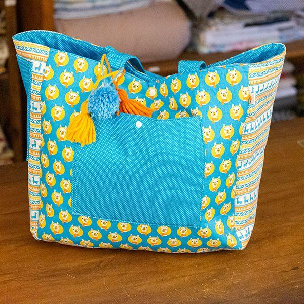 Bolsa Lhamas - Customizável